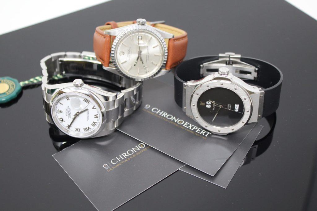 Foto de Relojes de la colección de Chronoexpert