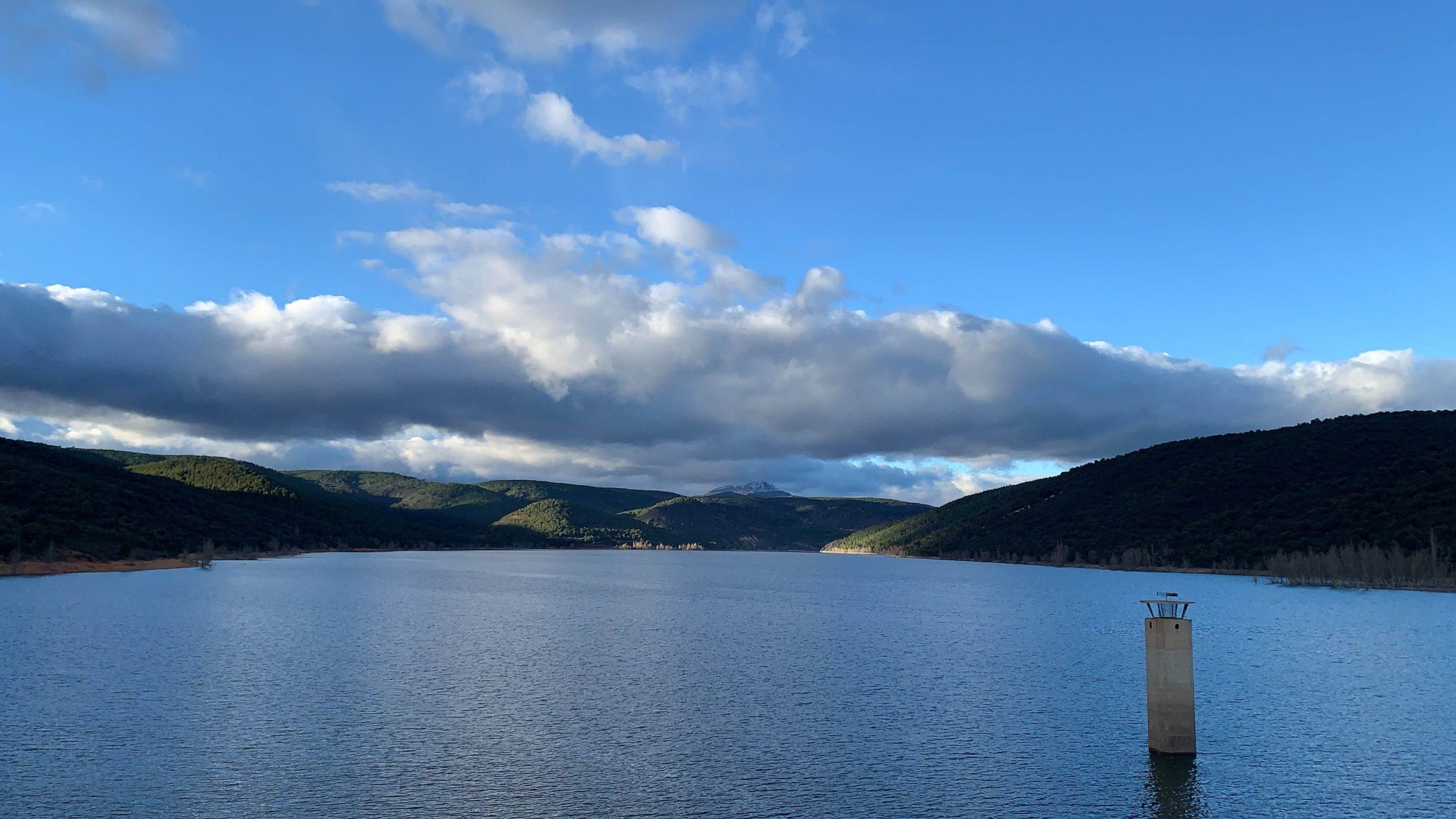 Desde el 15/1, la Sierra Norte de Guadalajara ha desembalsado 260 Hm³ de un preciado bien, como es el agua