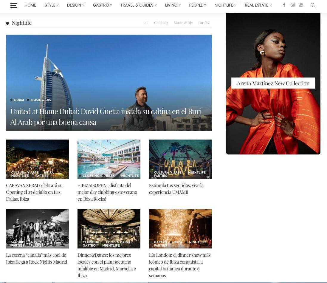 EDDK MAGAZINE llega a DUBAI y MIAMI, ampliando su mercado gracias a las oportunidades del sector turístico fuera de Europa