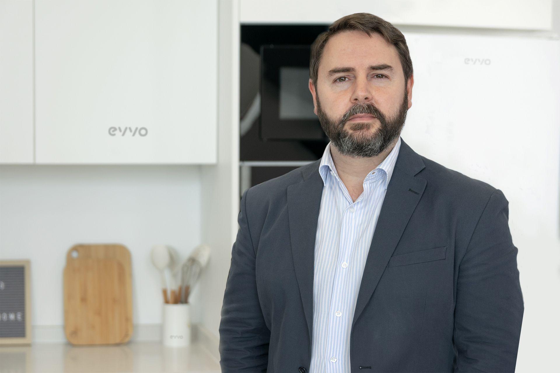 EVVO ficha al ex-director de marketing y desarrollo de negocio de medios de comunicación del grupo HENNEO