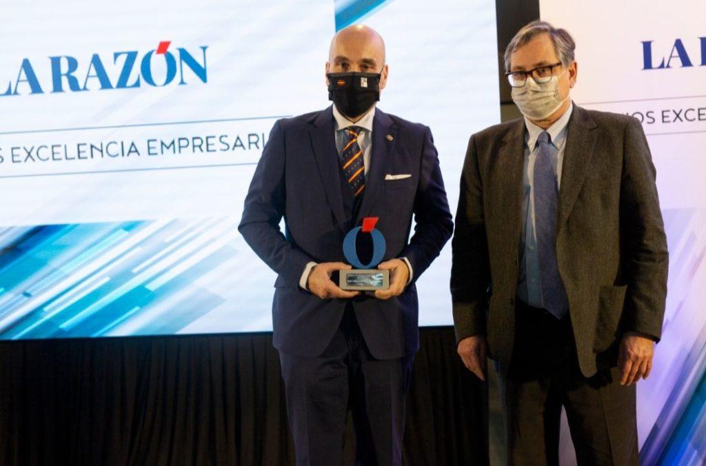 Foto de Fernando Santiago, Presidente de los Gestores