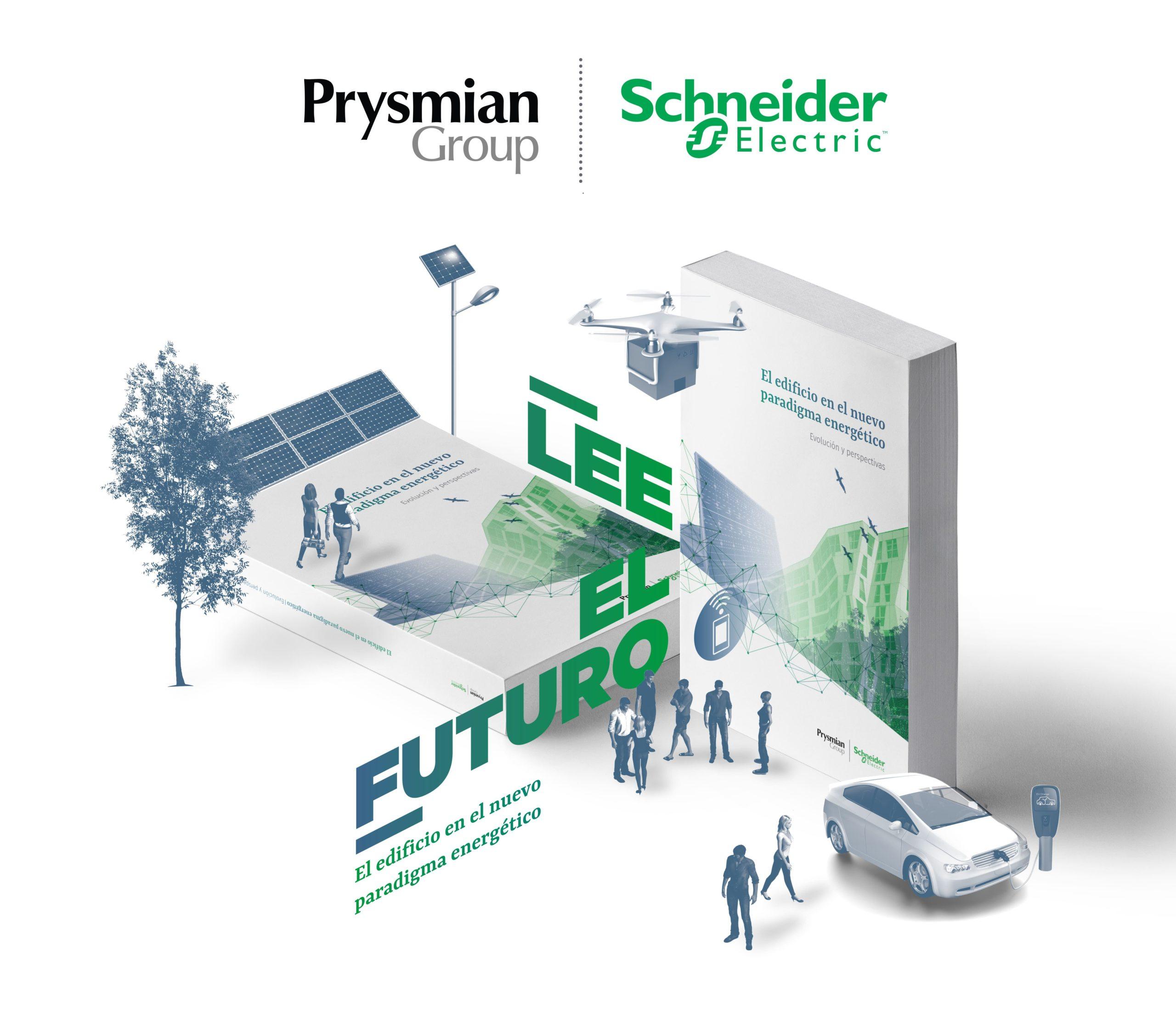 El futuro del sector de la edificación a análisis, en el nuevo libro de Schneider Electric y Prysmian Group