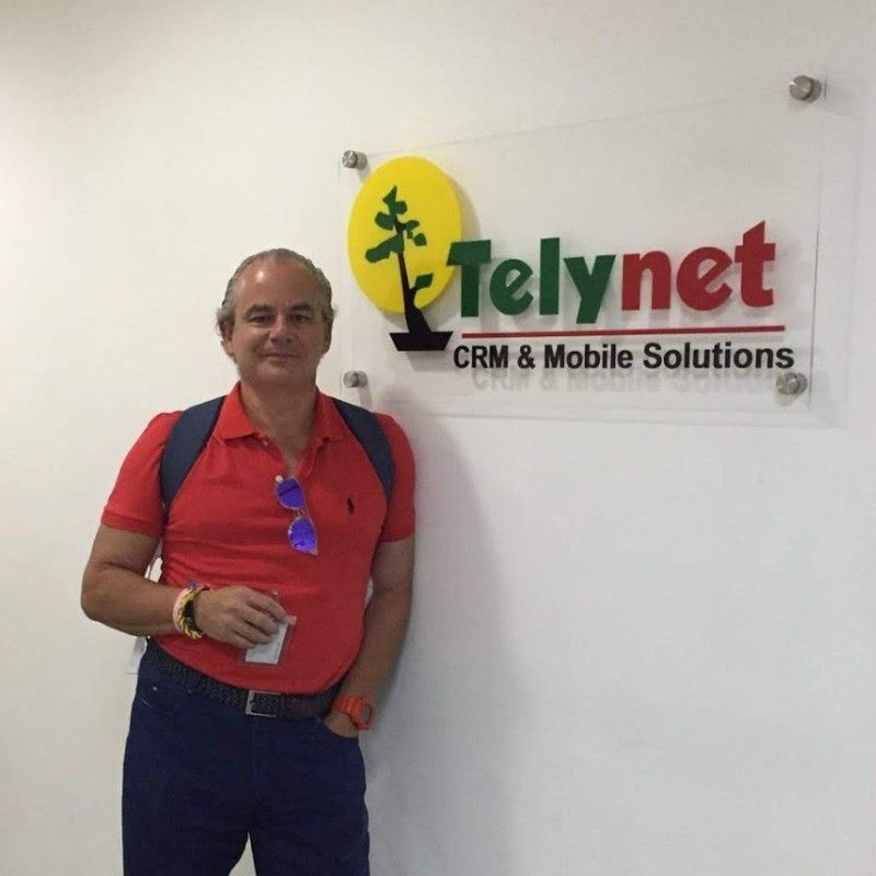 Entrevista a Enrique Bermudez, Founder at Telynet, sobre los avances en RA (Realidad Aumentada)