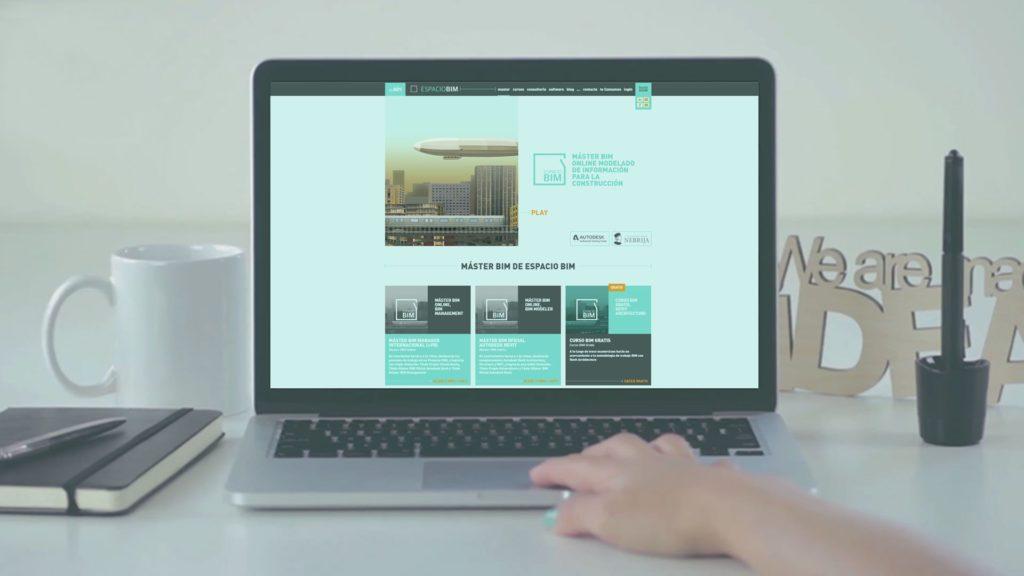 Foto de Espacio BIM renueva su web y el diseño de su campus virtual