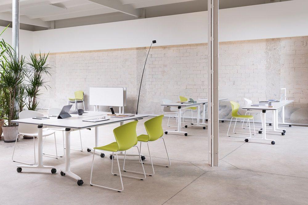 Espacios de trabajo híbridos, pero también seguros, sostenibles y saludables