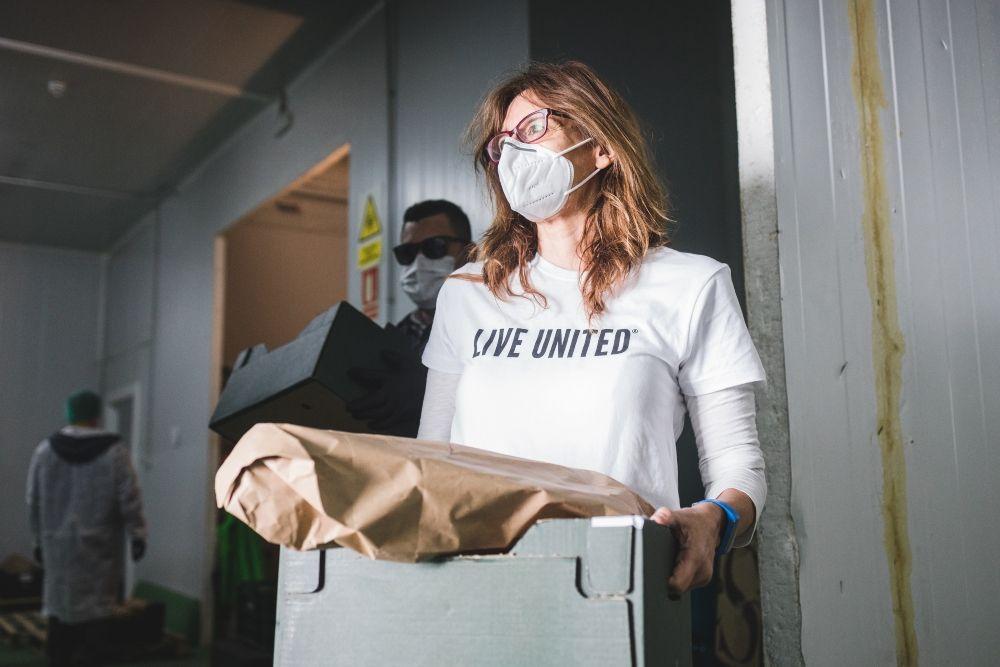 Fundación United Way multiplicó por 10 su impacto en el 2020