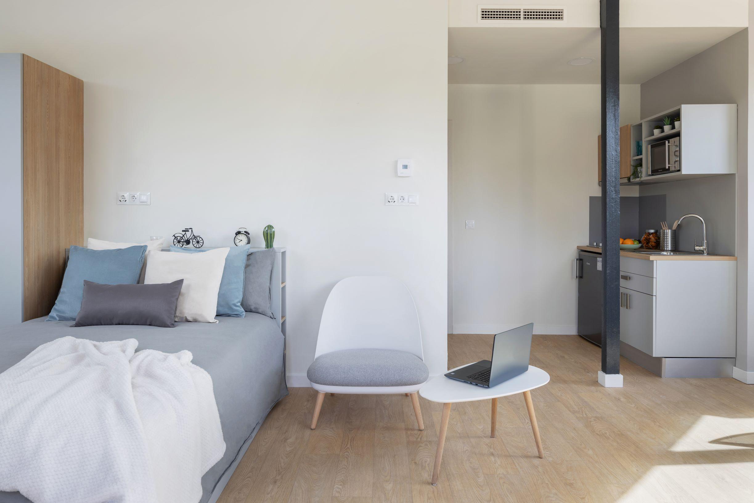 Granada y Málaga ofrecen las nuevas residencias para la generación digital