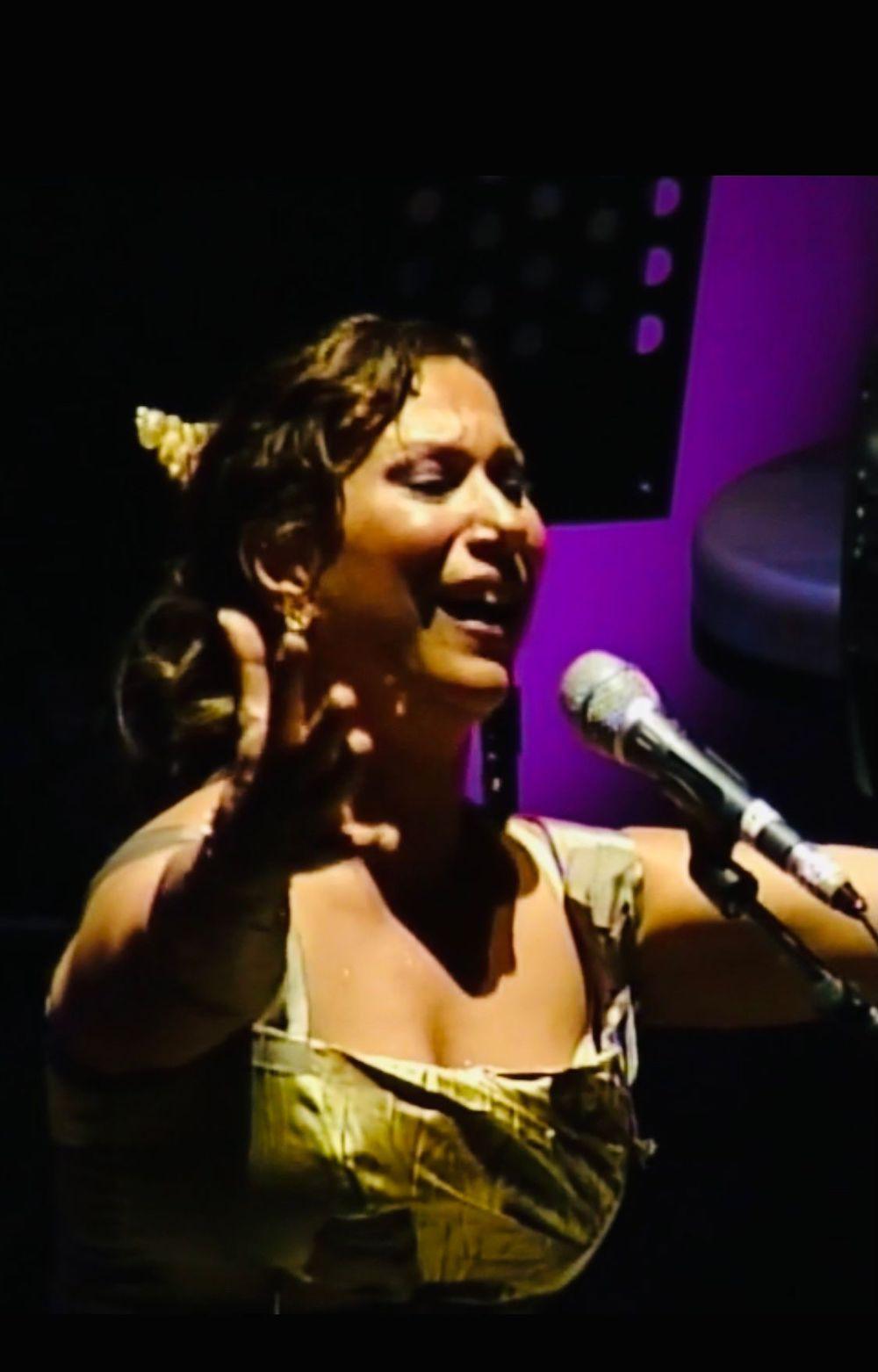Lanzamiento de 'La Rosa Cautiva' la última canción de la cantaora Encarnación Amador