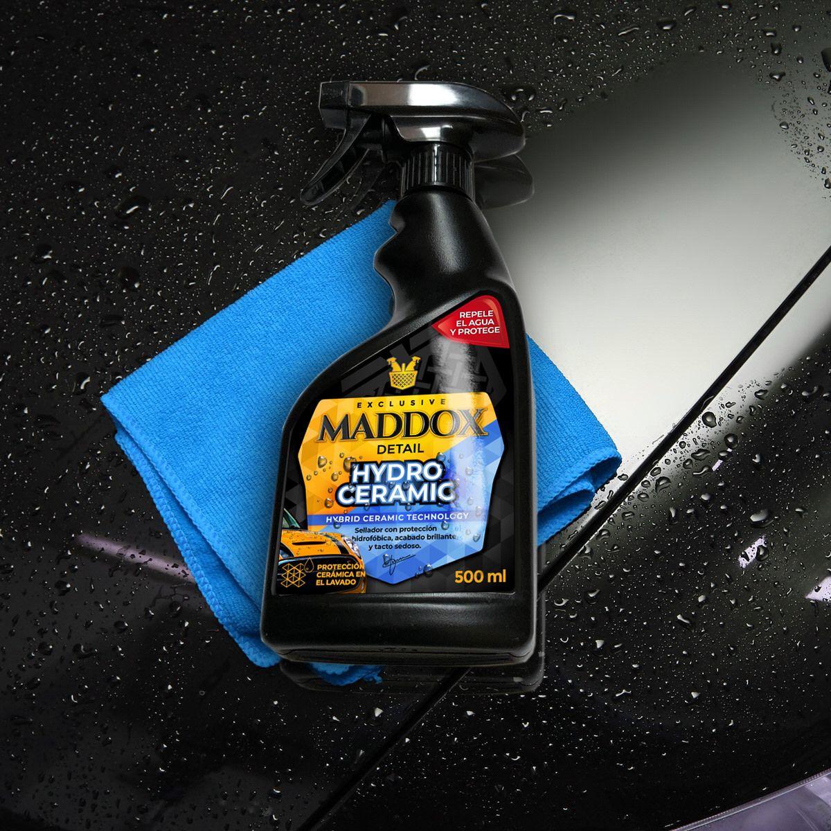 Maddox Detail lanza la primera gama de productos cerámicos en España
