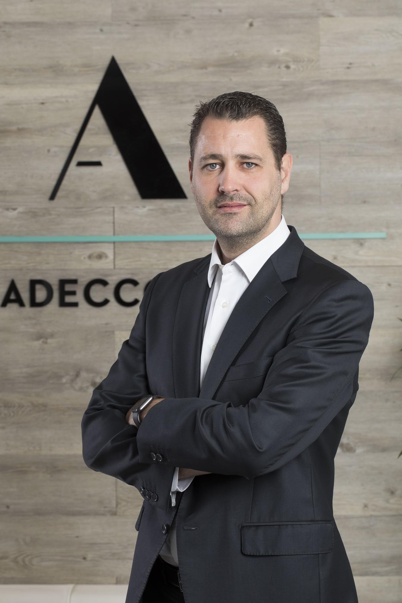 Rubén Castro, nuevo Director de Adecco Staffing en España