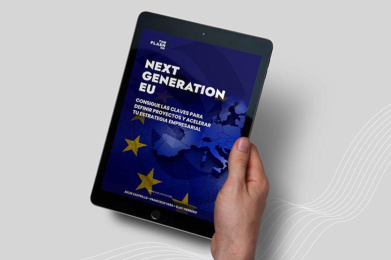 The Flash Co lanza una guía para que las PYMES accedan a los Fondos Next Generation EU