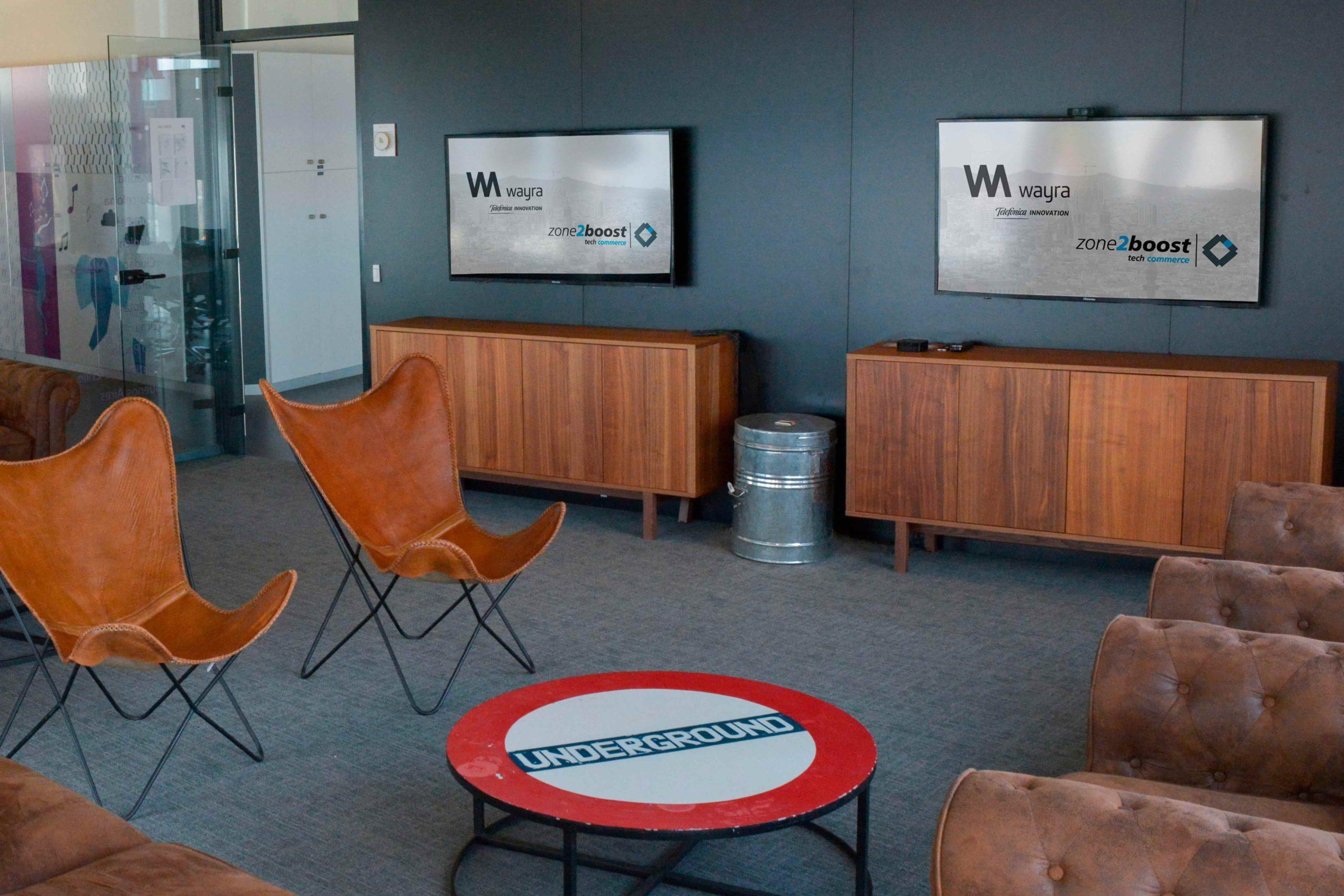 Wayra y Zone2boost se alían para impulsar la innovación abierta y la colaboración con start-ups