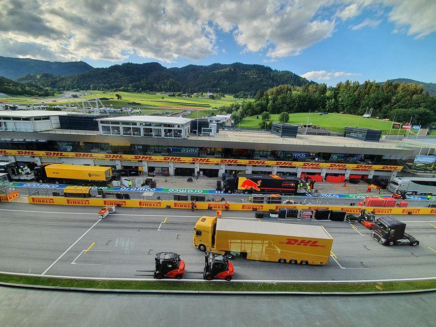 DHL y Fórmula 1® renuevan su colaboración por varios años, antes del comienzo de la nueva temporada