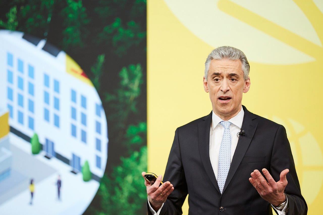 Deutsche Post DHL Group invertirá 7.000 millones de euros en logística climáticamente neutra hasta 2030