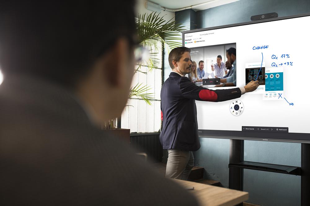 Newline se sitúa como la marca de soluciones interactivas de mayor crecimiento en España