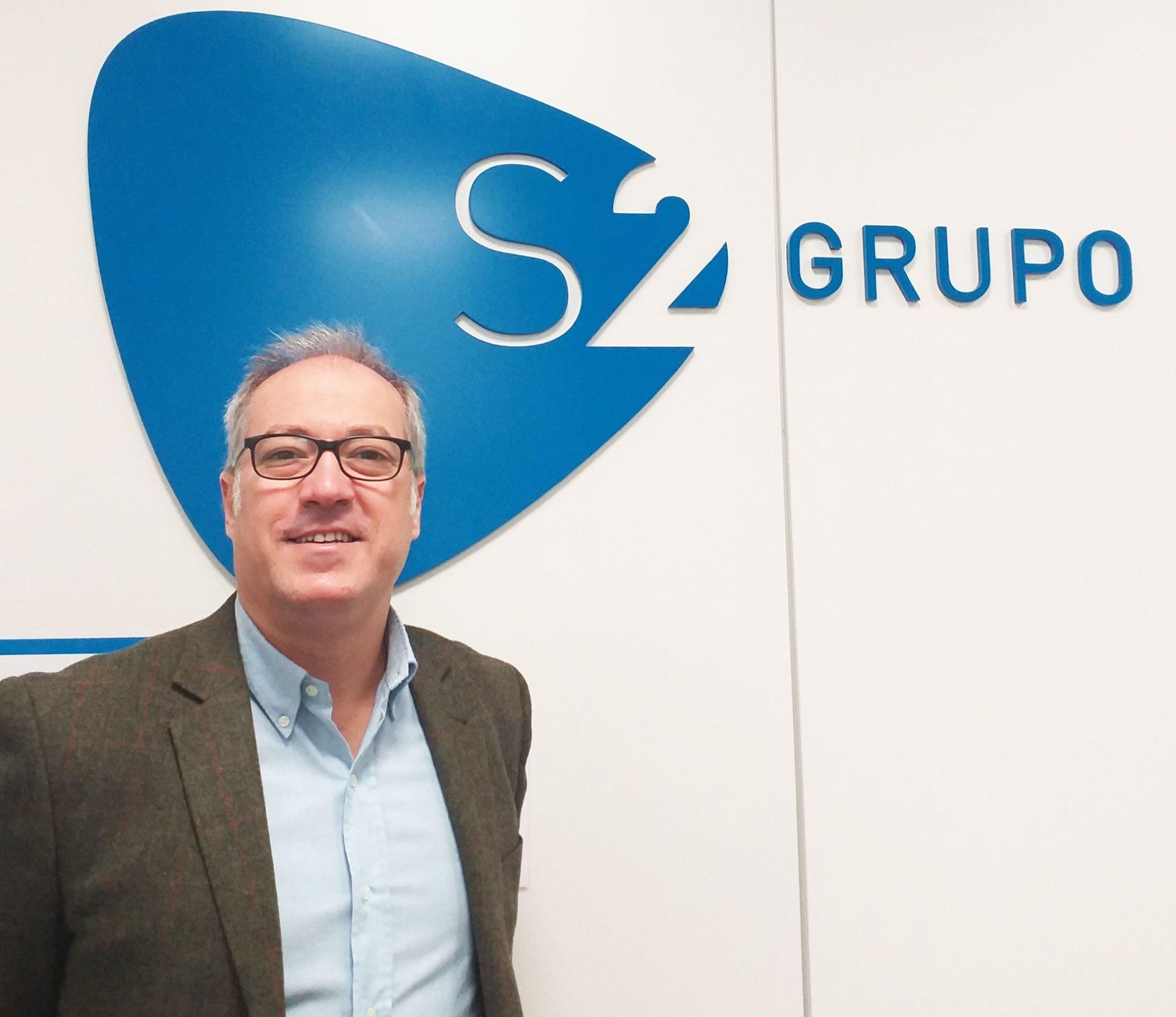 S2 Grupo refuerza las ventas en Madrid con la incorporación de Gonzalo Quintero