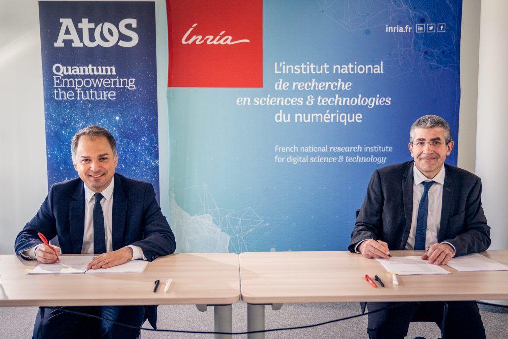 Atos y el Instituto Nacional Francés de Investigación en Ciencia y Tecnología digital firman un acuerdo
