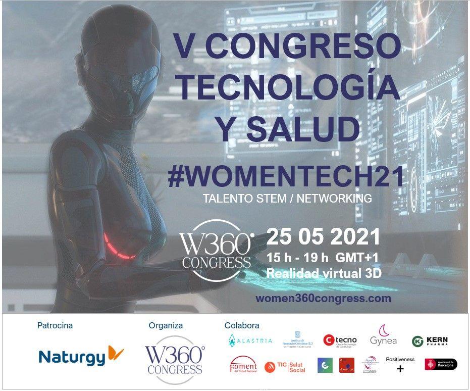 El WomenTech21 alinea la innovación tecnológica y el liderazgo femenino en el sector sanitario y servicios