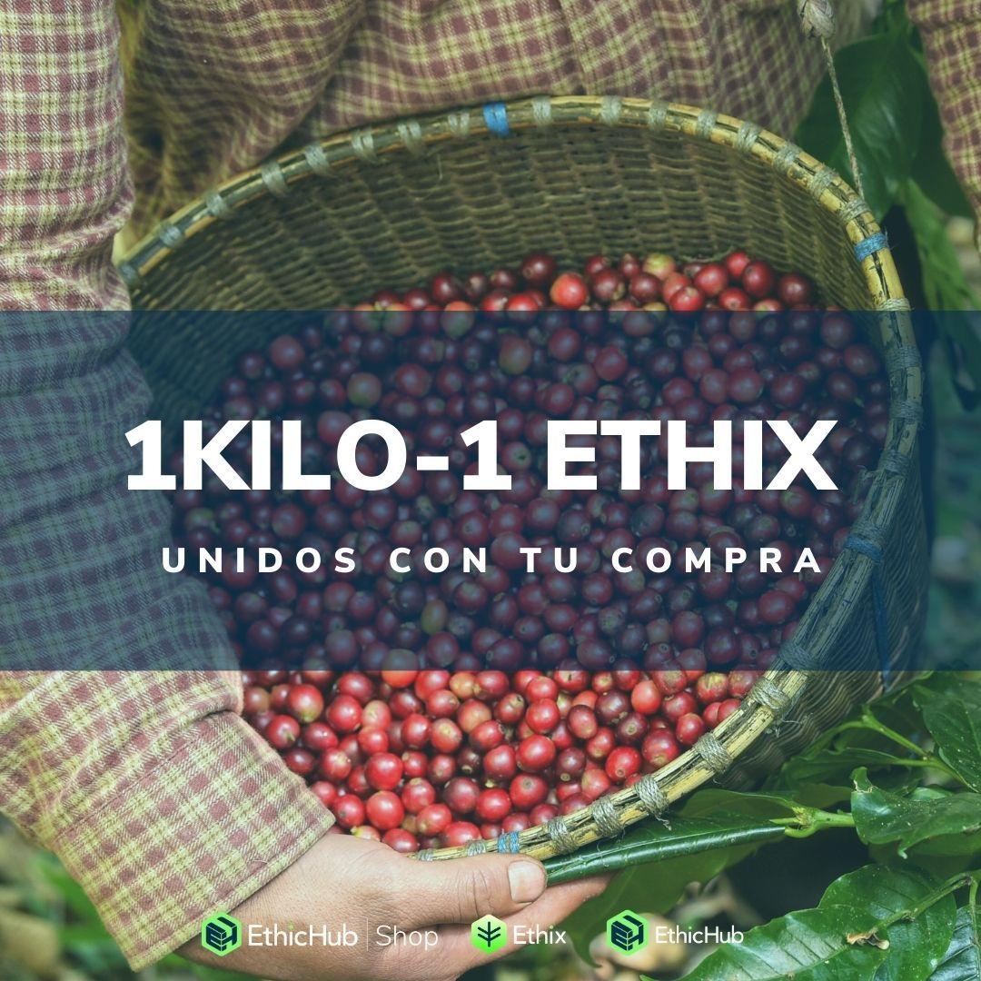 "EthicHub lanza la campaña ""1 Kilo, 1 Ethix"""
