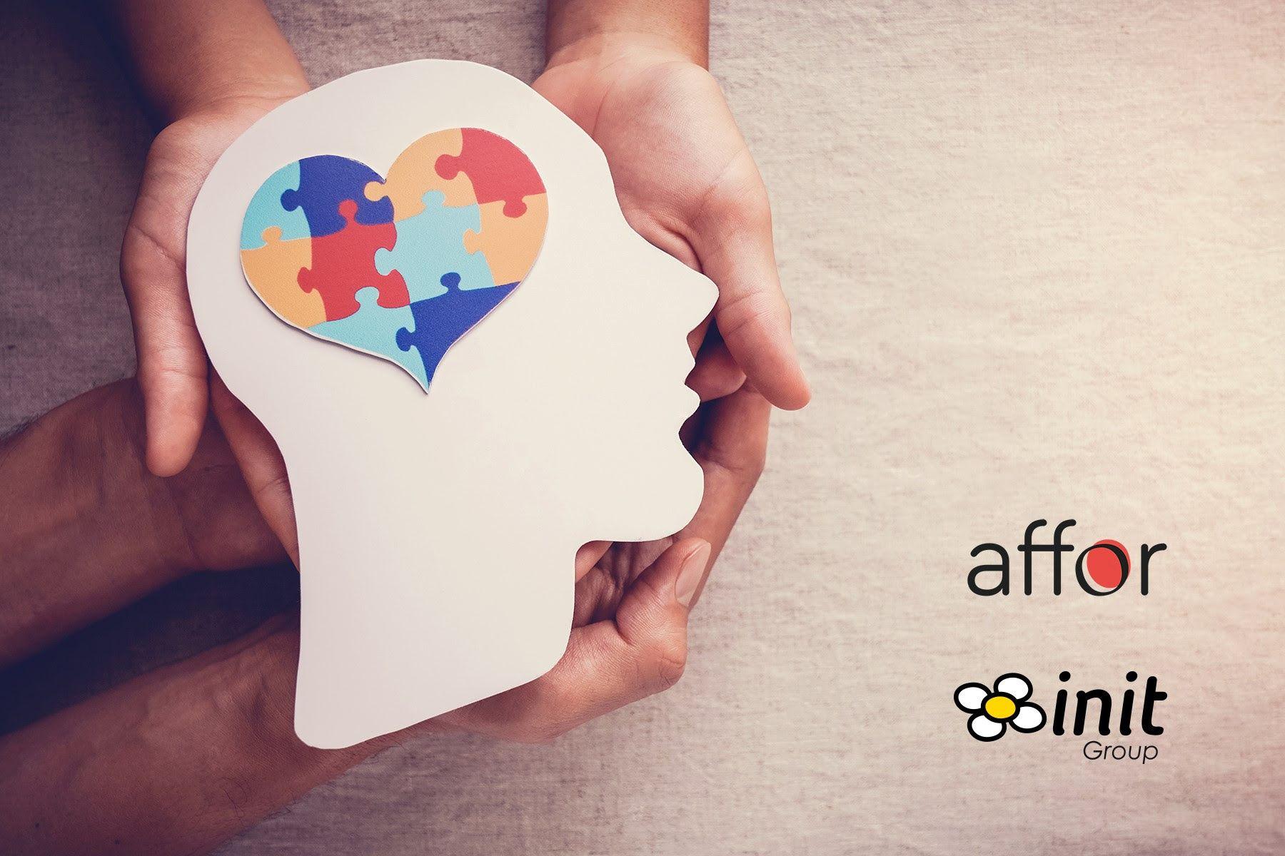 Affor y Grupo Init se unen para crear soluciones tecnológicas en el ámbito de la salud emocional