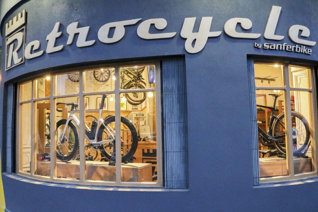 Foto de Tienda ciclismo Retrocycle en Madrid