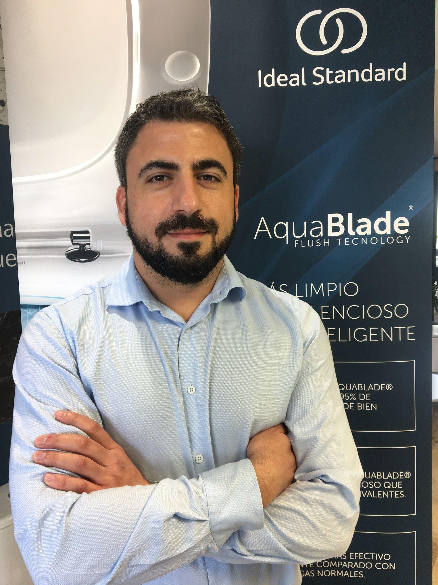 Ideal Standard nombra a Jordi Puig y Carlos Bañuls nuevos Responsables del Departamento de Prescripción