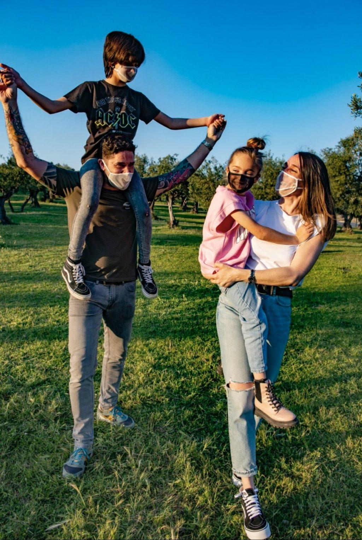 Foto de Familia usando EMOTION