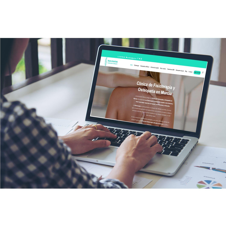 Nuevo servicio de consulta online en Fisiostmurcia, la Clínica de Fisioterapia y Osteopatía en Murcia