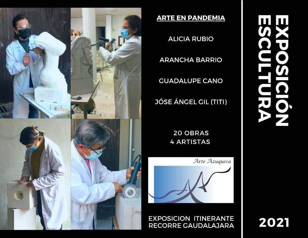 Foto de Exposición Arte en Confinamiento