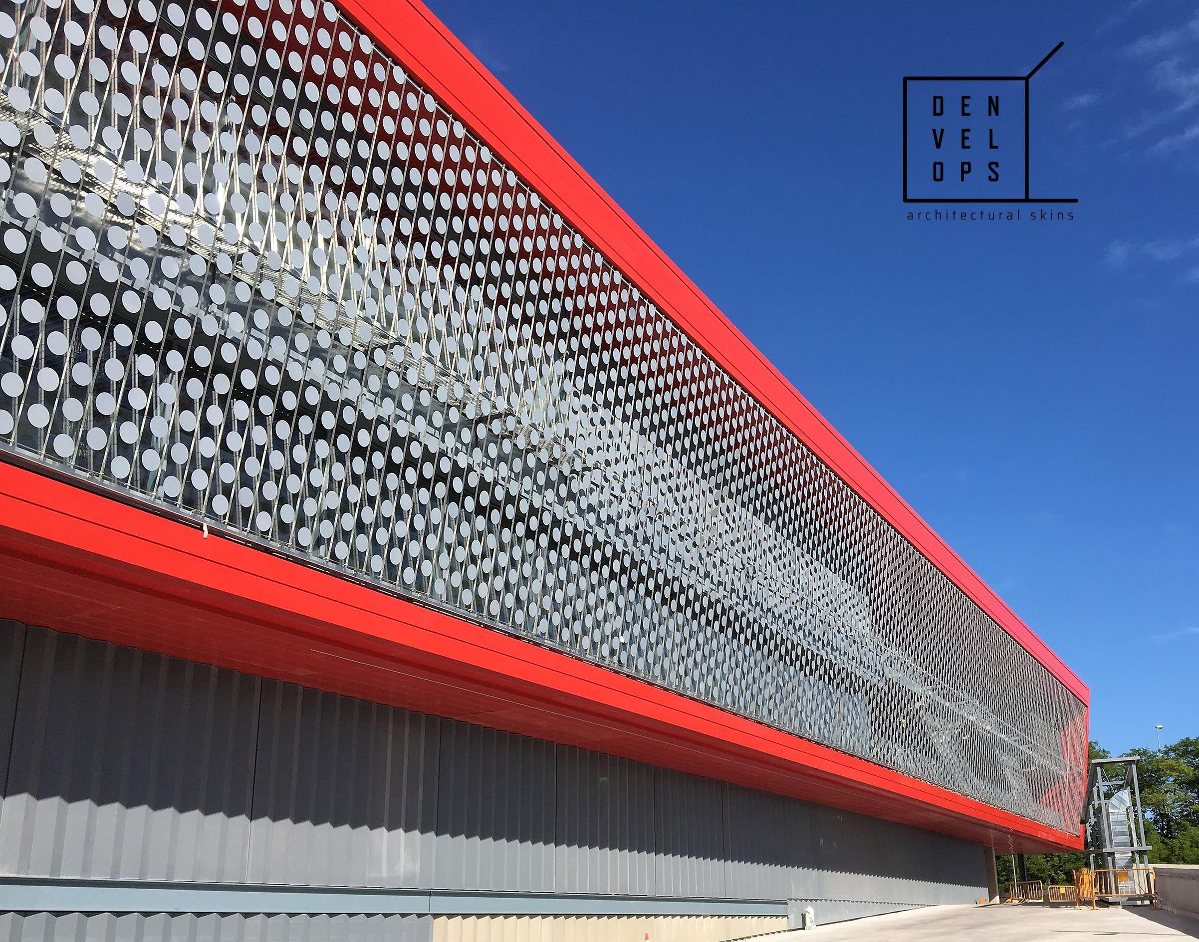 Denvelops®: Revestimientos arquitectónicos extrafinos y customizados