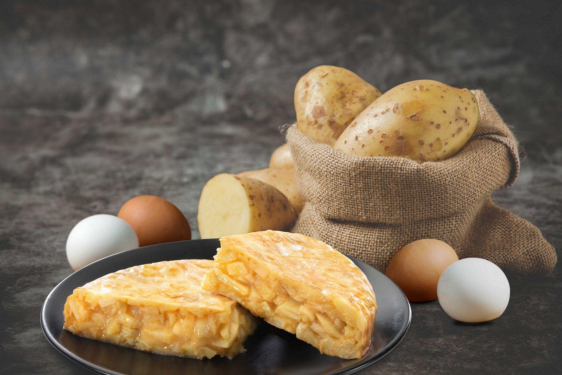 El Grupo Álvarez Camacho y Como en Casa lanzan al mercado la única tortilla de patatas casera con huevo saludable