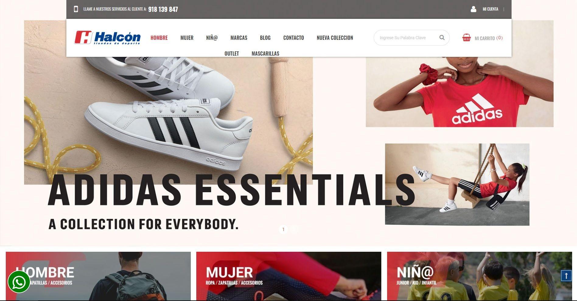 Halcon Tiendas de Deporte 'endulza' su colección de moda con descuentos del 30% a la segunda unidad