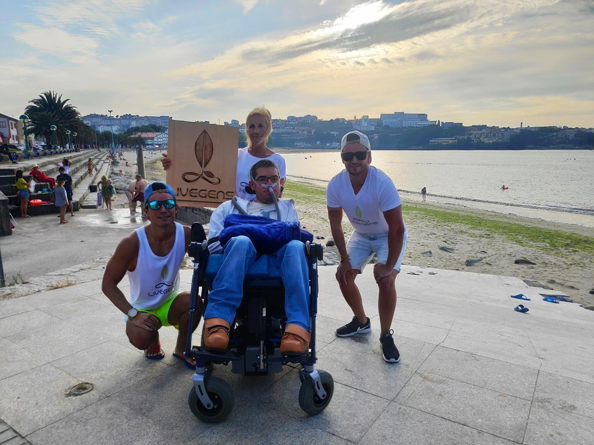Livegens, empresa gallega de moda sostenible, celebra su segundo aniversario
