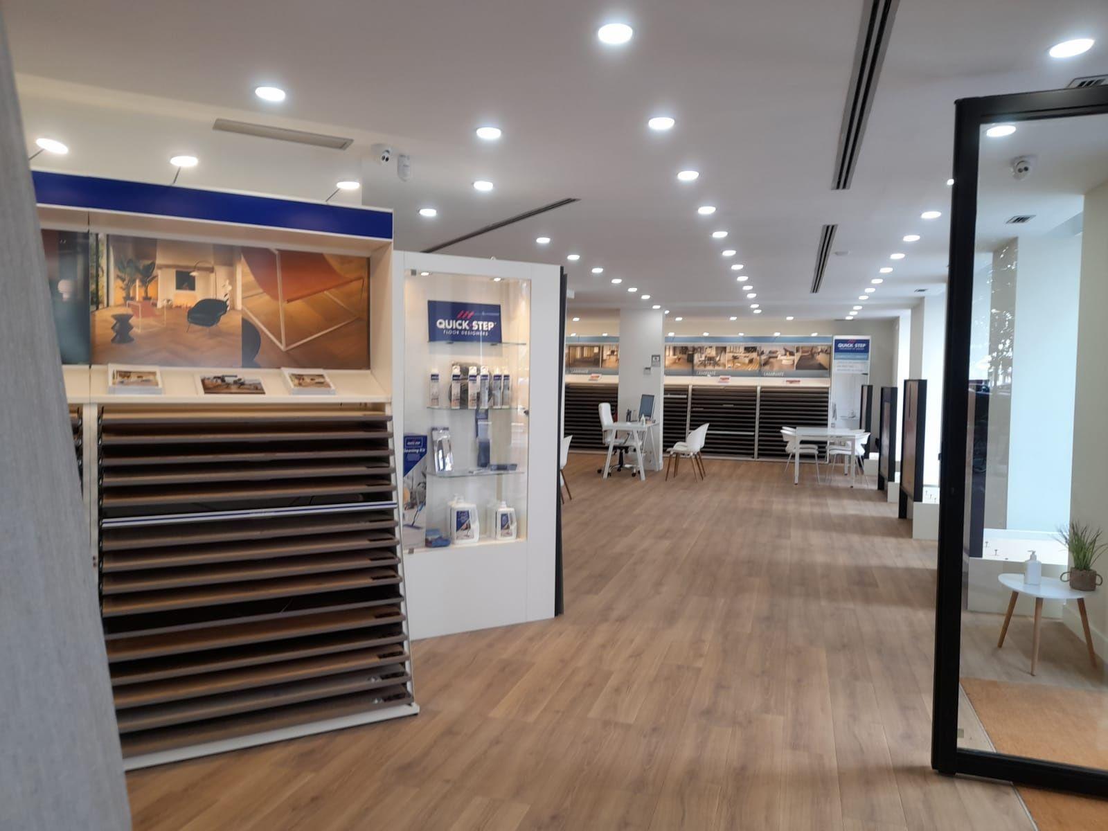 Quick Step® abre su exclusiva Diamond Store en Valencia