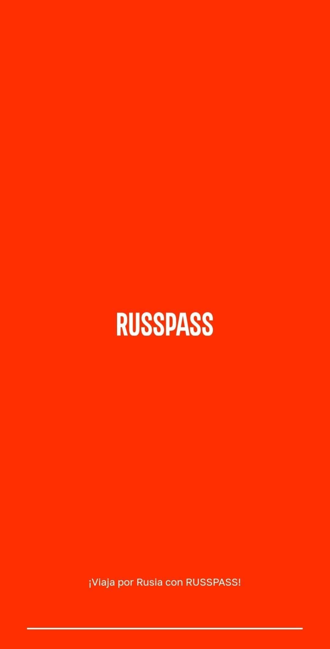 RUSSPASS ya está disponible en español