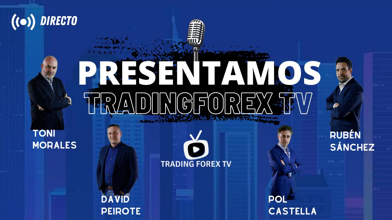 TradingforexTV, el primer canal de televisión de trading de habla hispana