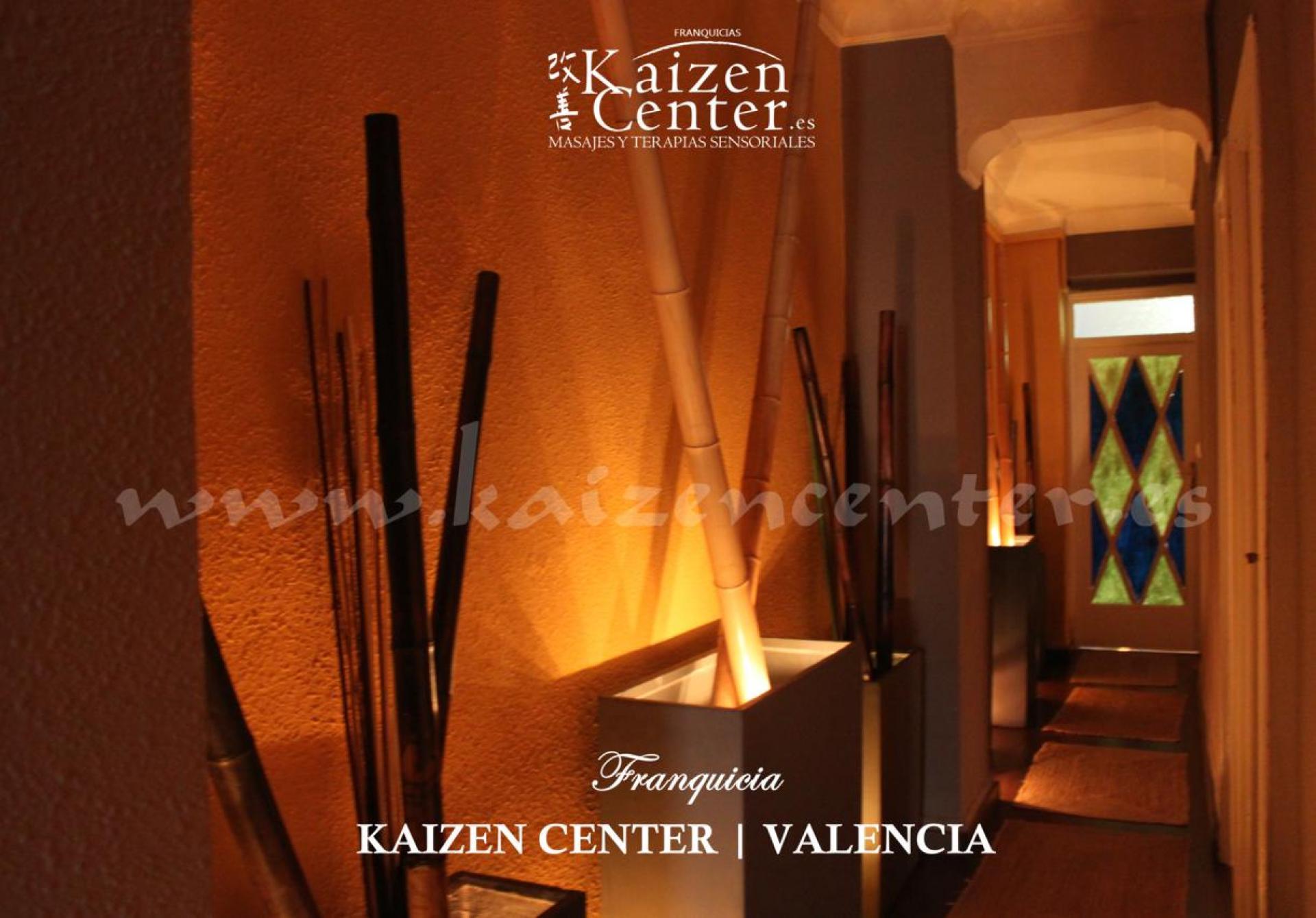 Kaizen Center: centro de masajes tematizado en Valencia