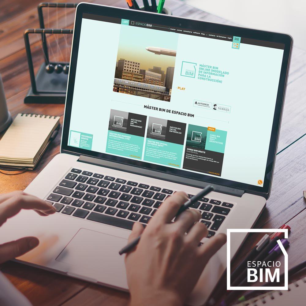 'espacioBIM.com', la puerta de entrada al universo BIM