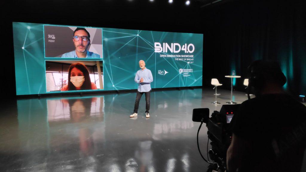 Foto de Apertura de la sexta edición de BIND4.0 en un encuentro