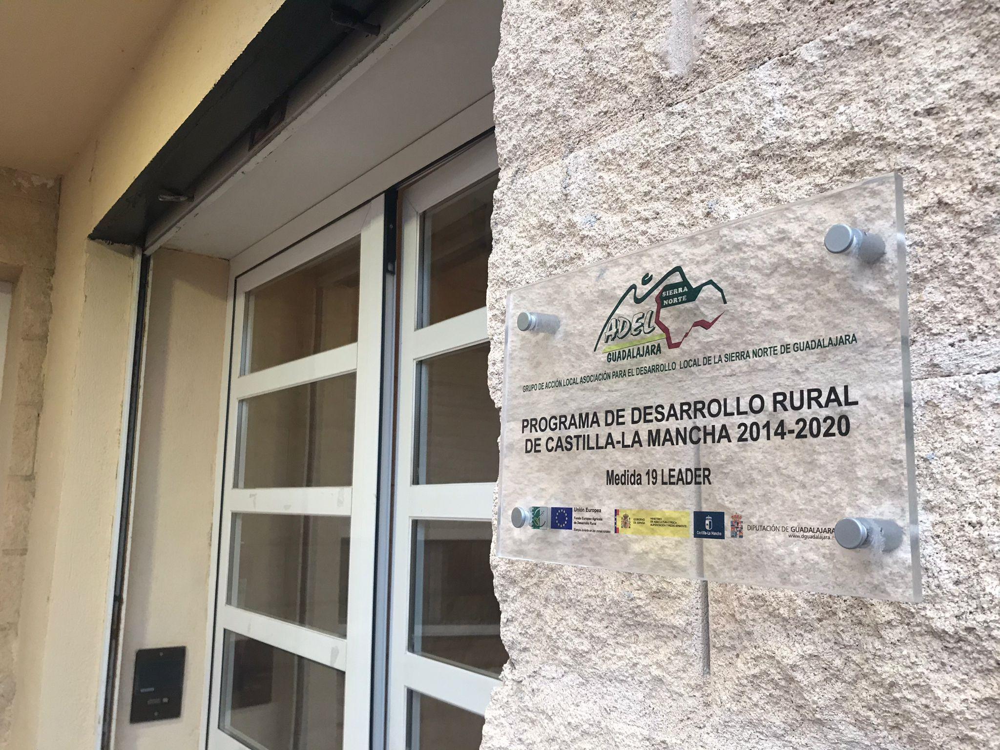 ADEL pondrá 1,5 millones a disposición de los emprendedores de la Sierra Norte a finales de 2021