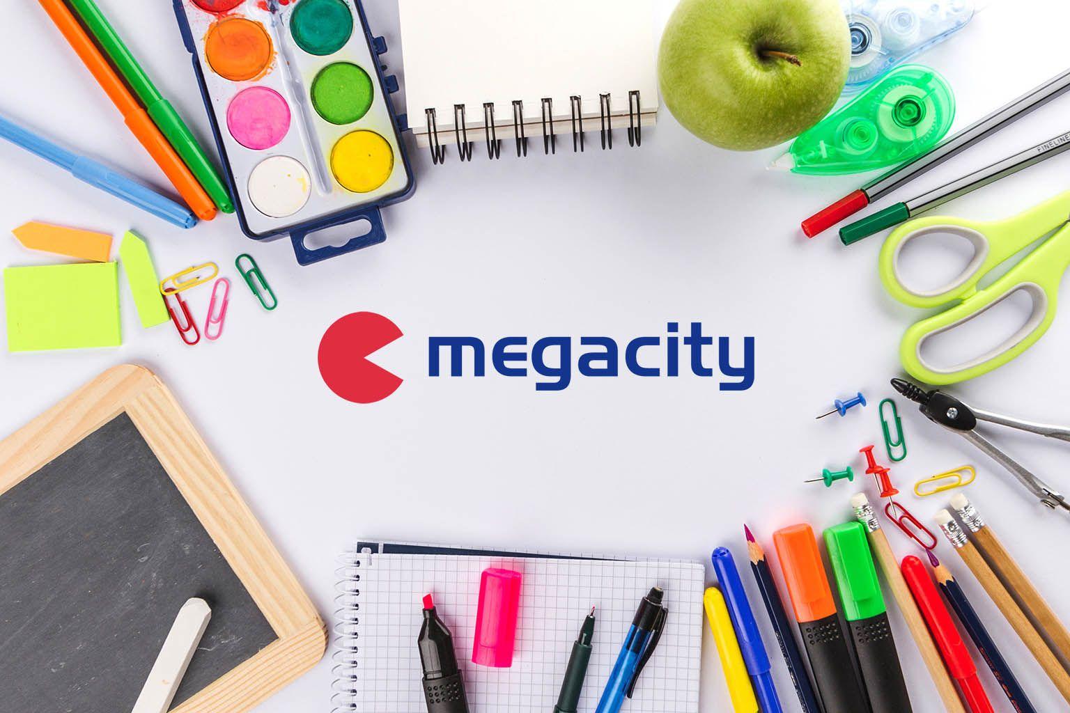 Adelantar la vuelta al cole ahorrando con Megacity