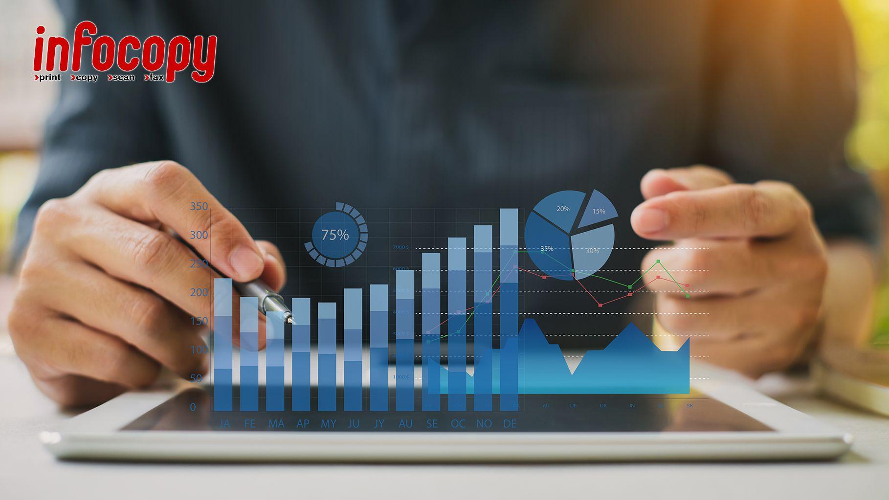 Infocopy explica cómo la tecnología ayuda en la optimización de los procesos productivos