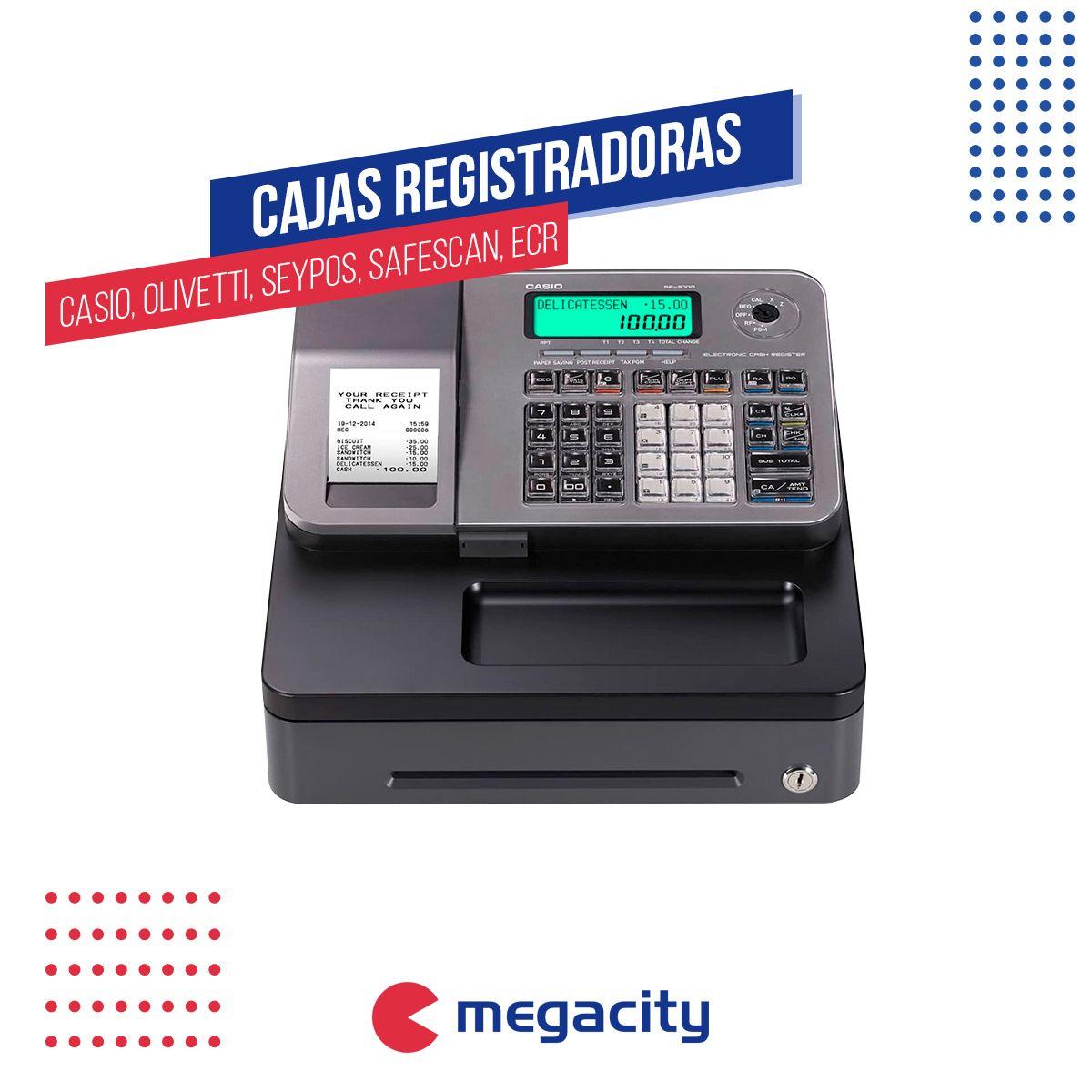 Megacity mejora la contabilidad de las pymes con las cajas registradoras más seguras del mercado