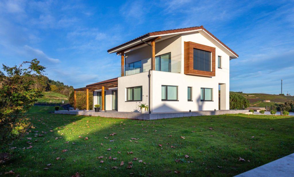 Foto de Casa Patxaran, Cantabria. Vivienda unifamiliar de obra nueva