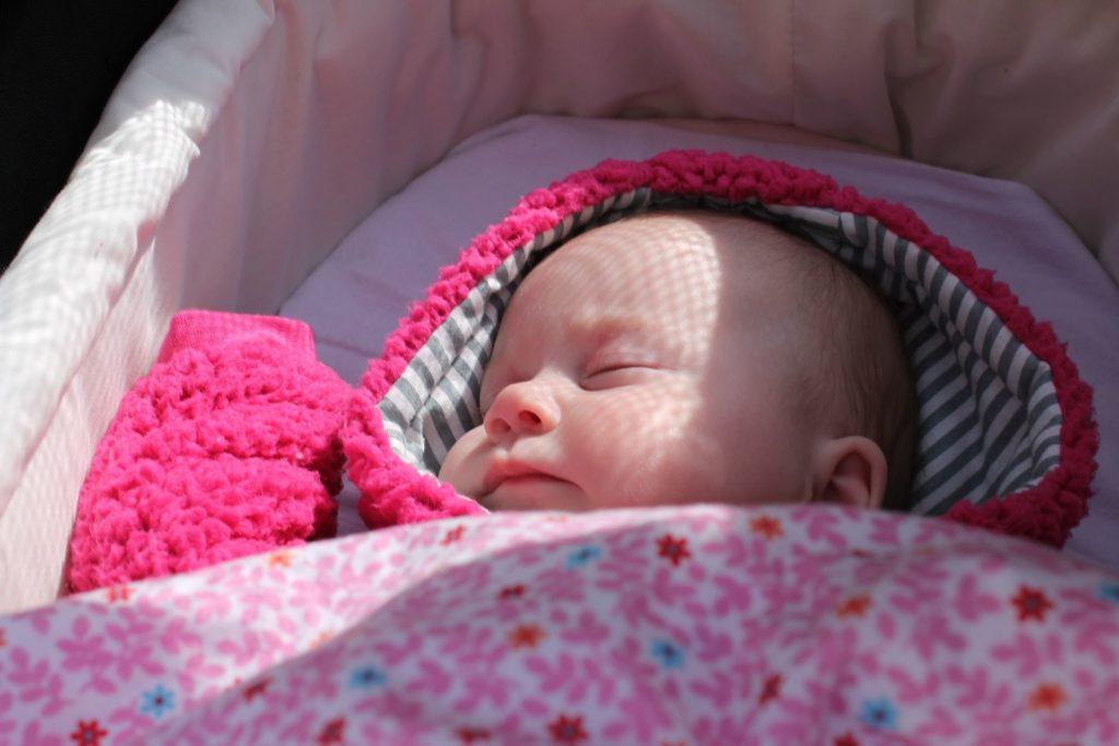 Foto de Carrito de bebé plegable