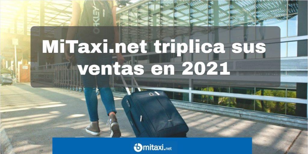 Foto de MiTaxi.net triplica ventas en 2021