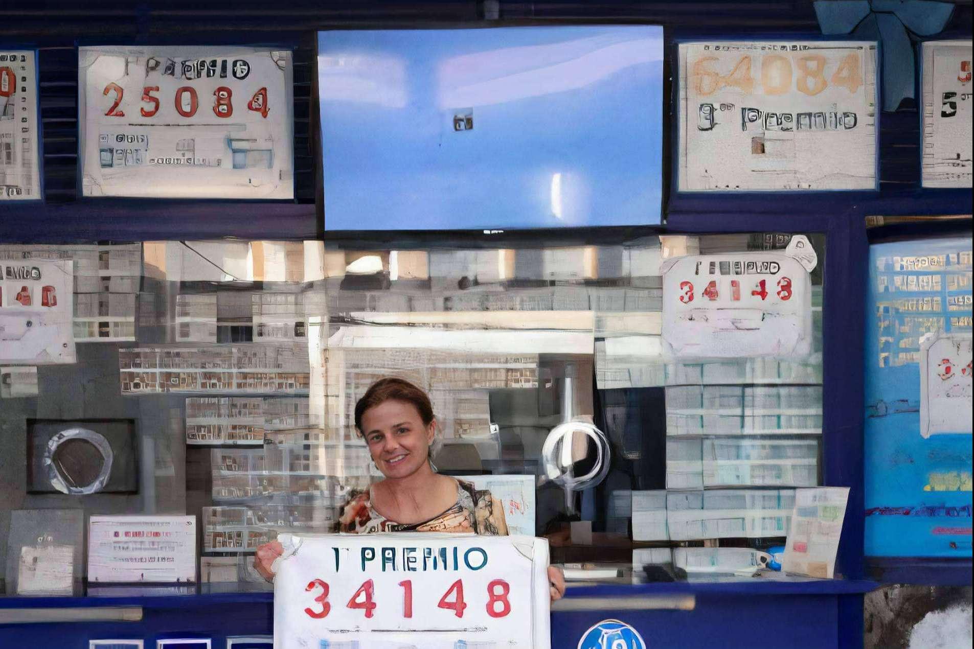 Comprar y recibir en casa décimos de Lotería de Navidad de Valencia