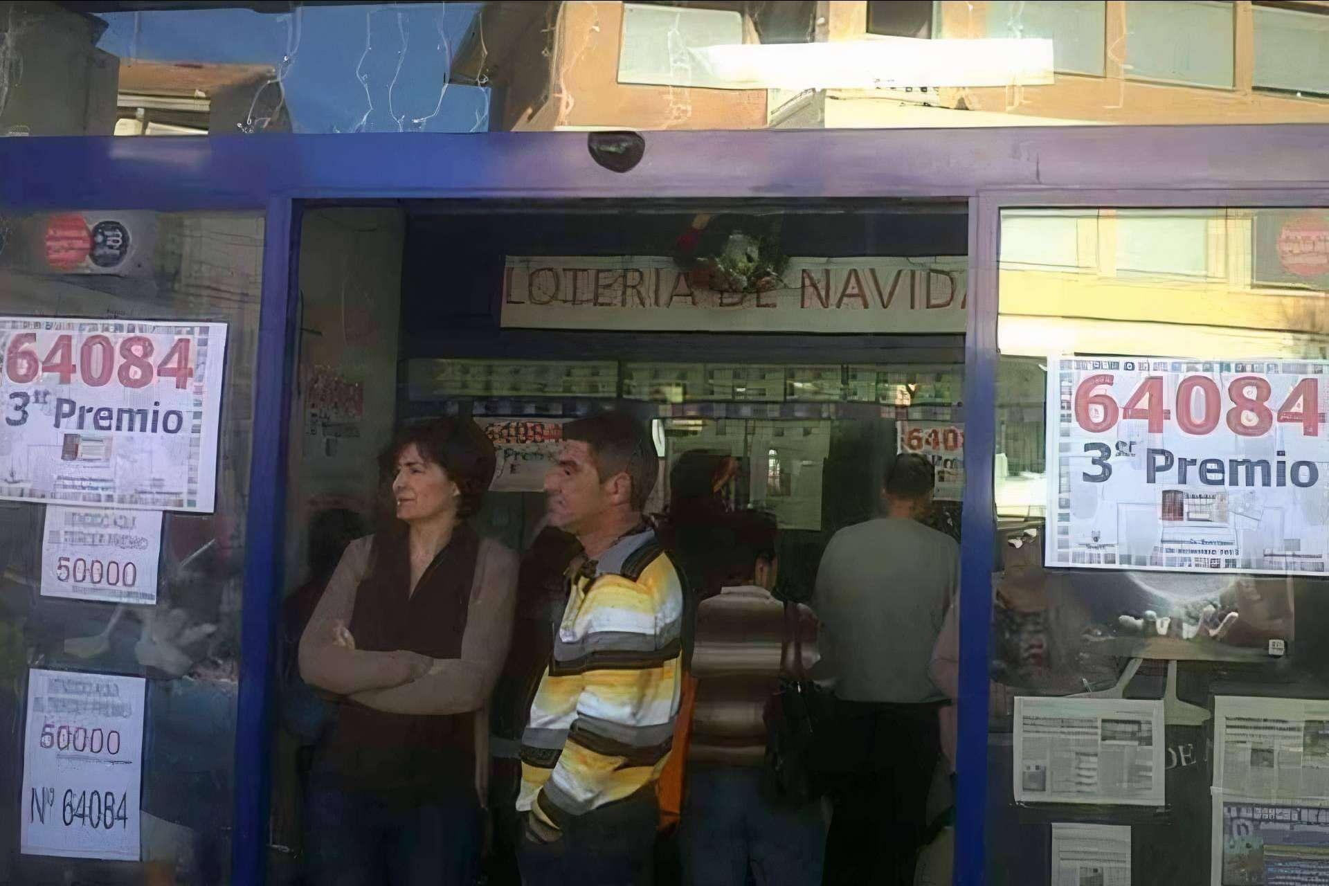 Rápido y sencillo: recibir los décimos de Lotería de Navidad de Valencia en 48H
