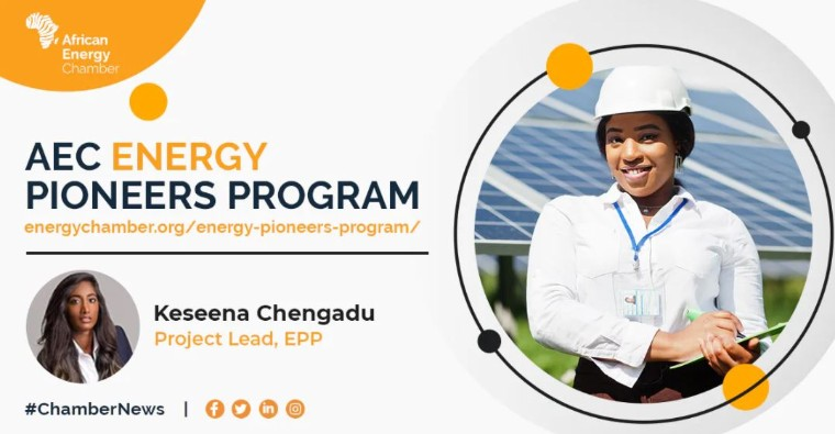 AEC lanza el Programa Pioneros en Energía (Energy Pioneers Program) para atraer más Africanos y Jóvenes a la industria energética
