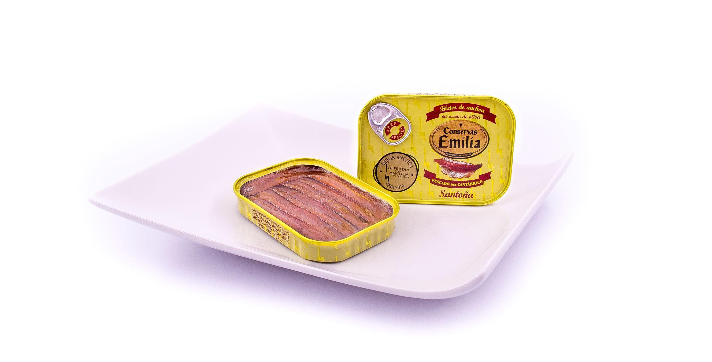 Alimentación sana con Conservas Emilia